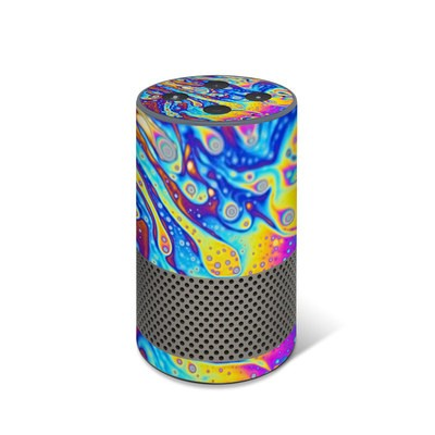 Amazon Echo 2017 Skin - World of Soap
