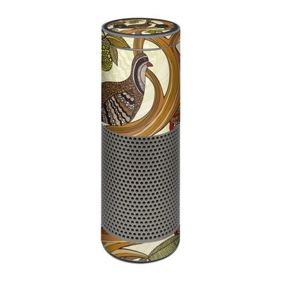 Amazon Echo Plus Skin - Little Partridge