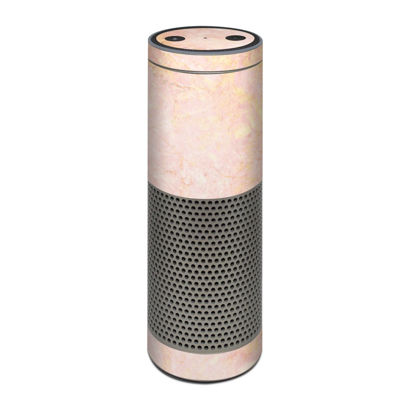 Amazon Echo Plus Skin Rose Gold Marble By Marble Collection