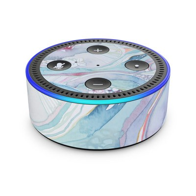 Amazon Echo Dot 2nd Gen Skin - Abstract Organic