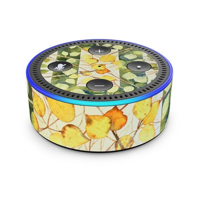 Amazon Echo Dot 2nd Gen Skin - Aspen Ways