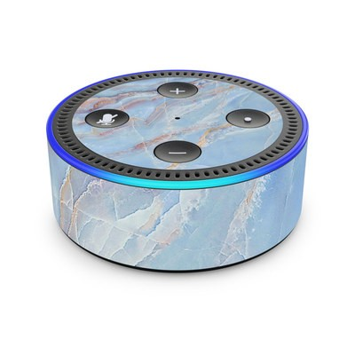 Amazon Echo Dot 2nd Gen Skin - Atlantic Marble
