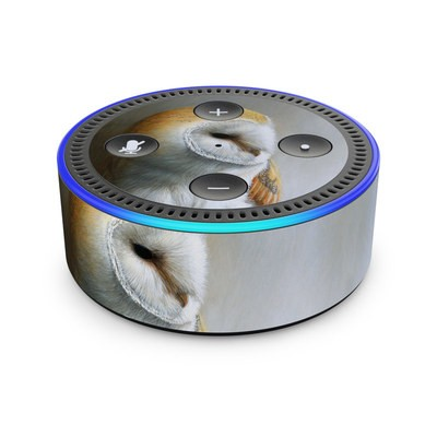 Amazon Echo Dot 2nd Gen Skin - Barn Owl