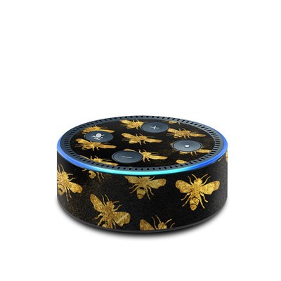 Amazon Echo Dot 2nd Gen Skin - Bee Yourself