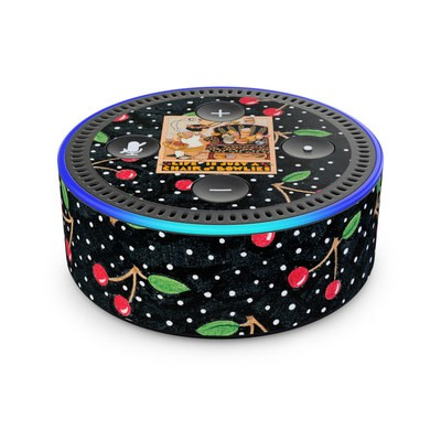 Amazon Echo Dot 2nd Gen Skin - Chair of Bowlies