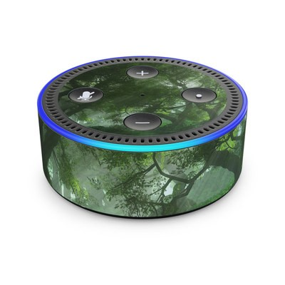 Amazon Echo Dot 2nd Gen Skin - Canopy Creek Spring