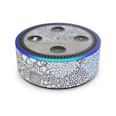 Amazon Echo Dot 2nd Gen Skin - Christmas In Paris
