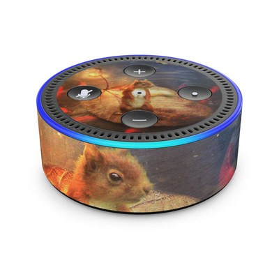 Amazon Echo Dot 2nd Gen Skin - Columbus