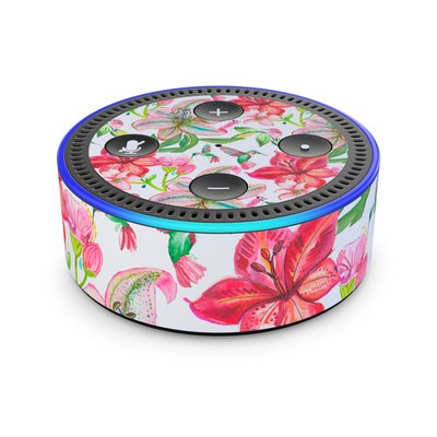 Amazon Echo Dot 2nd Gen Skin - Colibri