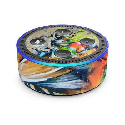 Amazon Echo Dot 2nd Gen Skin - Dance