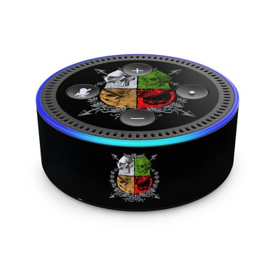 Amazon Echo Dot 2nd Gen Skin - Devils Herald