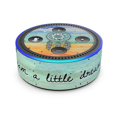 Amazon Echo Dot 2nd Gen Skin - Dream A Little
