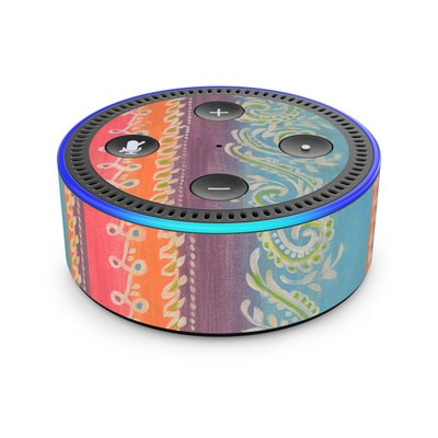 Amazon Echo Dot 2nd Gen Skin - Fresh Picked