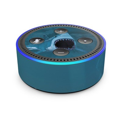 Amazon Echo Dot 2nd Gen Skin - Great White