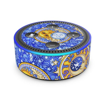 Amazon Echo Dot 2nd Gen Skin - Heavenly