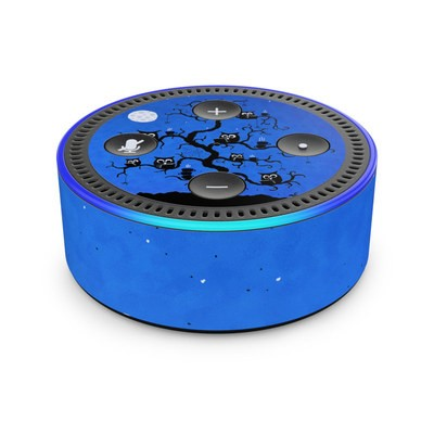 Amazon Echo Dot 2nd Gen Skin - Internet Cafe