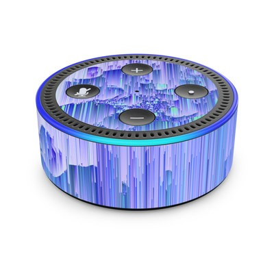 Amazon Echo Dot 2nd Gen Skin - Lunar Mist