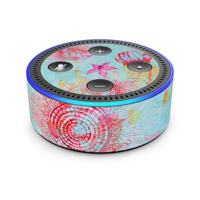 Amazon Echo Dot 2nd Gen Skin - Meduzas