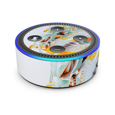 Amazon Echo Dot 2nd Gen Skin - Nebuta