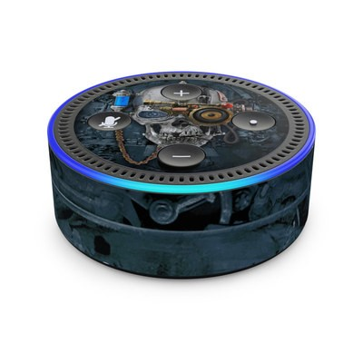 Amazon Echo Dot 2nd Gen Skin - Necronaut