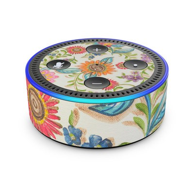Amazon Echo Dot 2nd Gen Skin - Olivia's Garden