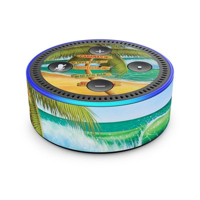 Amazon Echo Dot 2nd Gen Skin - Palm Signs