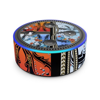 Amazon Echo Dot 2nd Gen Skin - Paradise
