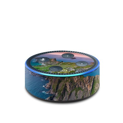 Amazon Echo Dot 2nd Gen Skin - Rocky Ride