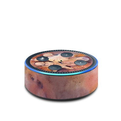 Amazon Echo Dot 2nd Gen Skin - Sea Shells