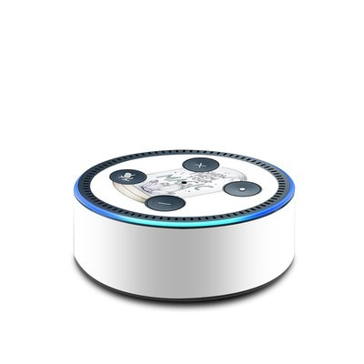 Amazon Echo Dot 2nd Gen Skin - Show Them Your Magic