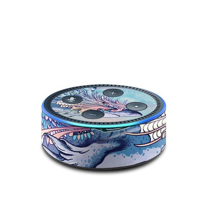 Amazon Echo Dot 2nd Gen Skin - Spirit Shark