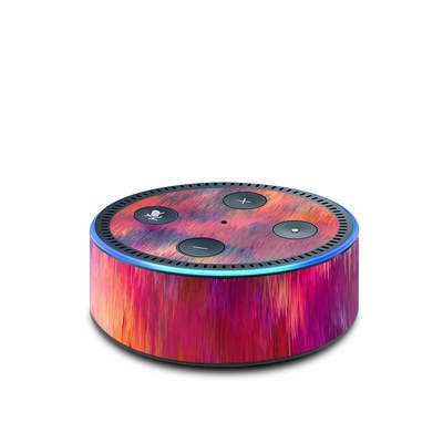 Amazon Echo Dot 2nd Gen Skin - Sunset Storm