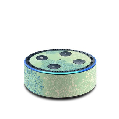 Amazon Echo Dot 2nd Gen Skin - Sweet Siesta