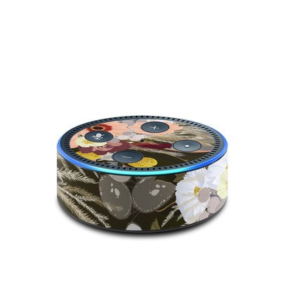 Amazon Echo Dot 2nd Gen Skin - Teagan Pampas Grass