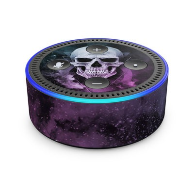 Amazon Echo Dot 2nd Gen Skin - The Void