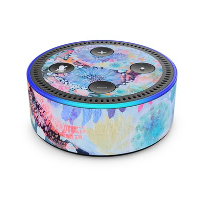Amazon Echo Dot 2nd Gen Skin - Tidepool