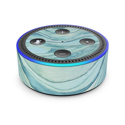 Amazon Echo Dot 2nd Gen Skin - Waves