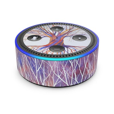 Amazon Echo Dot 2nd Gen Skin - We Are Connected