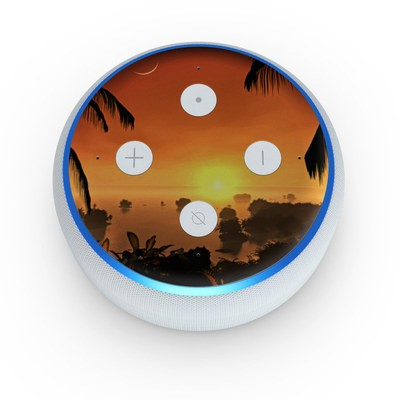 Amazon Echo Dot 3rd Gen Skin - Last Light Of The Sun