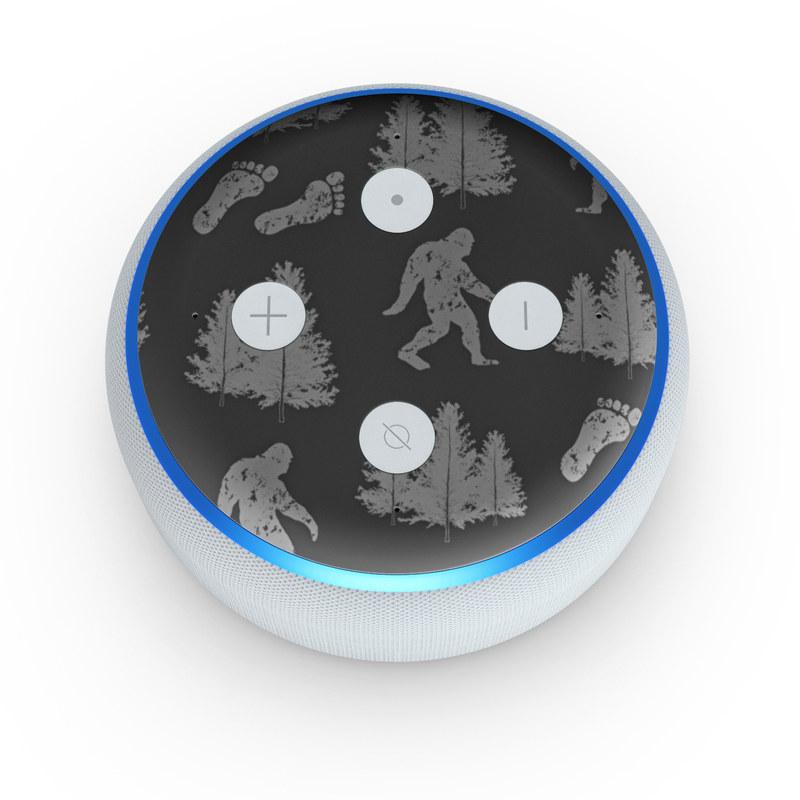 Amazon Echo Dot 3rd Gen Skin - Wood Ape