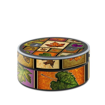 Amazon Echo Dot Skin - Fall Leaves