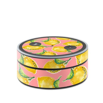 Amazon Echo Dot Skin - Lemon