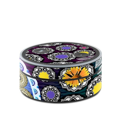 Amazon Echo Dot Skin - Mehndi Garden