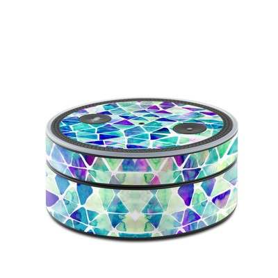 Amazon Echo Dot Skin - Pastel Triangle