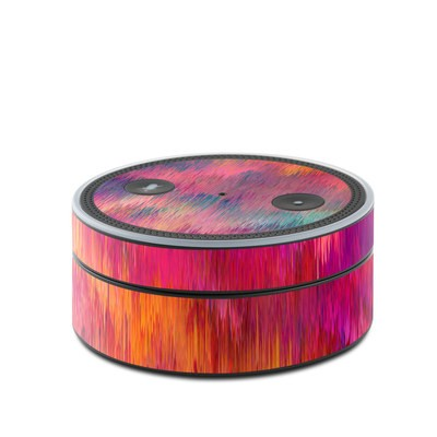 Amazon Echo Dot Skin - Sunset Storm