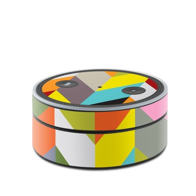 Amazon Echo Dot Skin - Ziggy Condensed