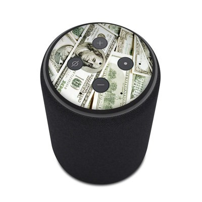 Amazon Echo Plus 2nd Gen Skin - Benjamins