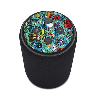 Amazon Echo Plus 2nd Gen Skin - Jewel Thief