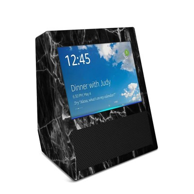 Amazon Echo Show Skin - Black Marble