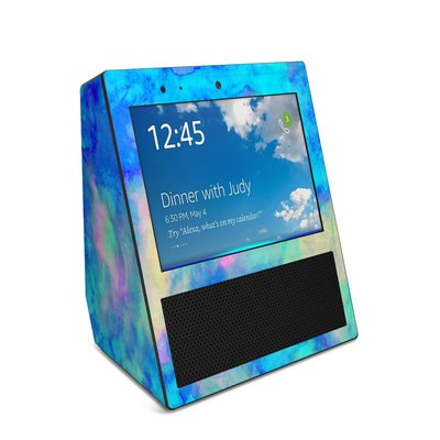 Amazon Echo Show Skin - Electrify Ice Blue